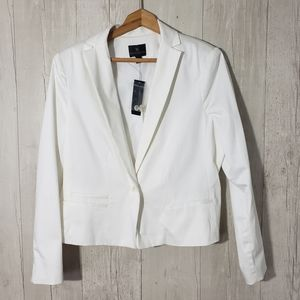 Worthington | Size 14 Off White Blazer Jacket